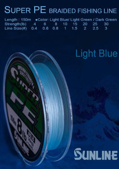 Sunline Super PE Blue
