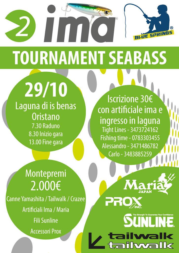 ima seabass tournament 2017