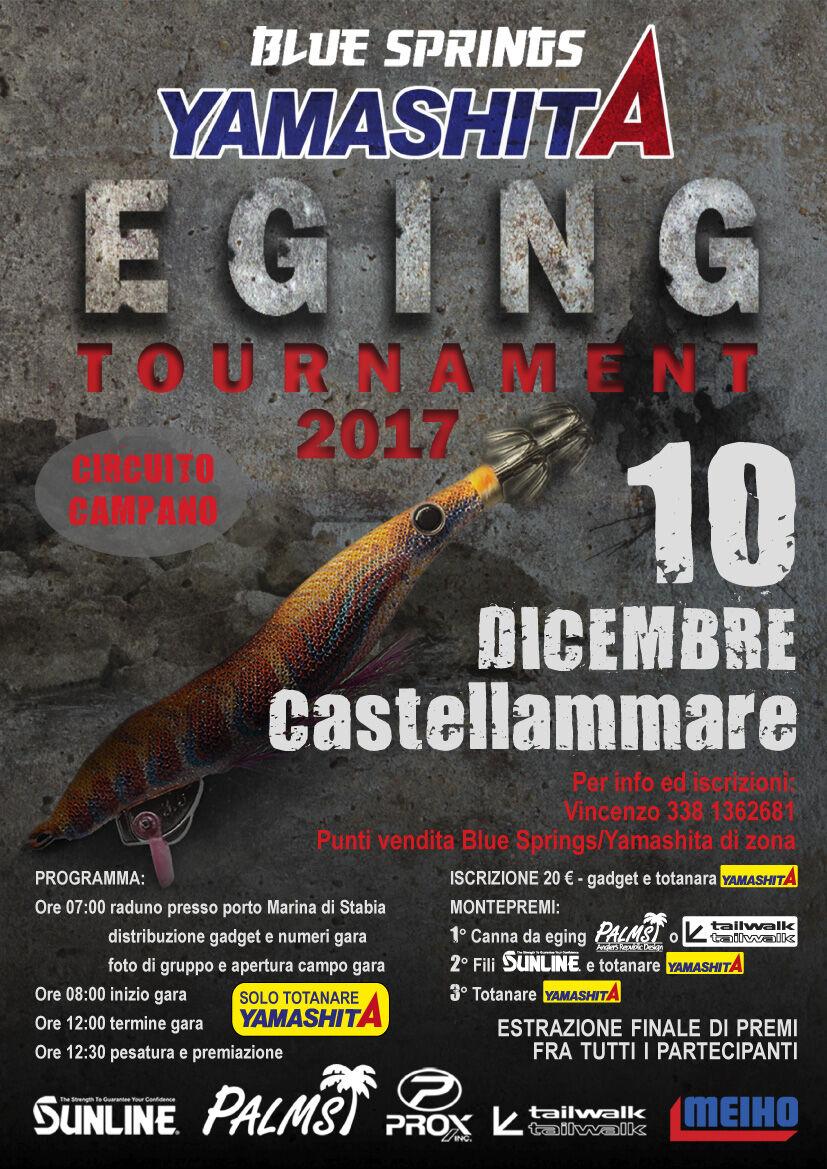 castellammare eging tournament 2017