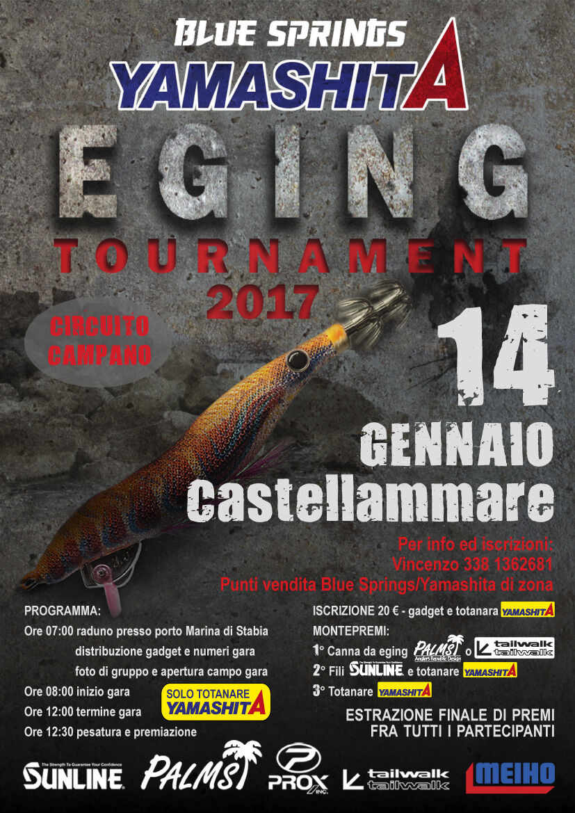 castellammare eging tournament