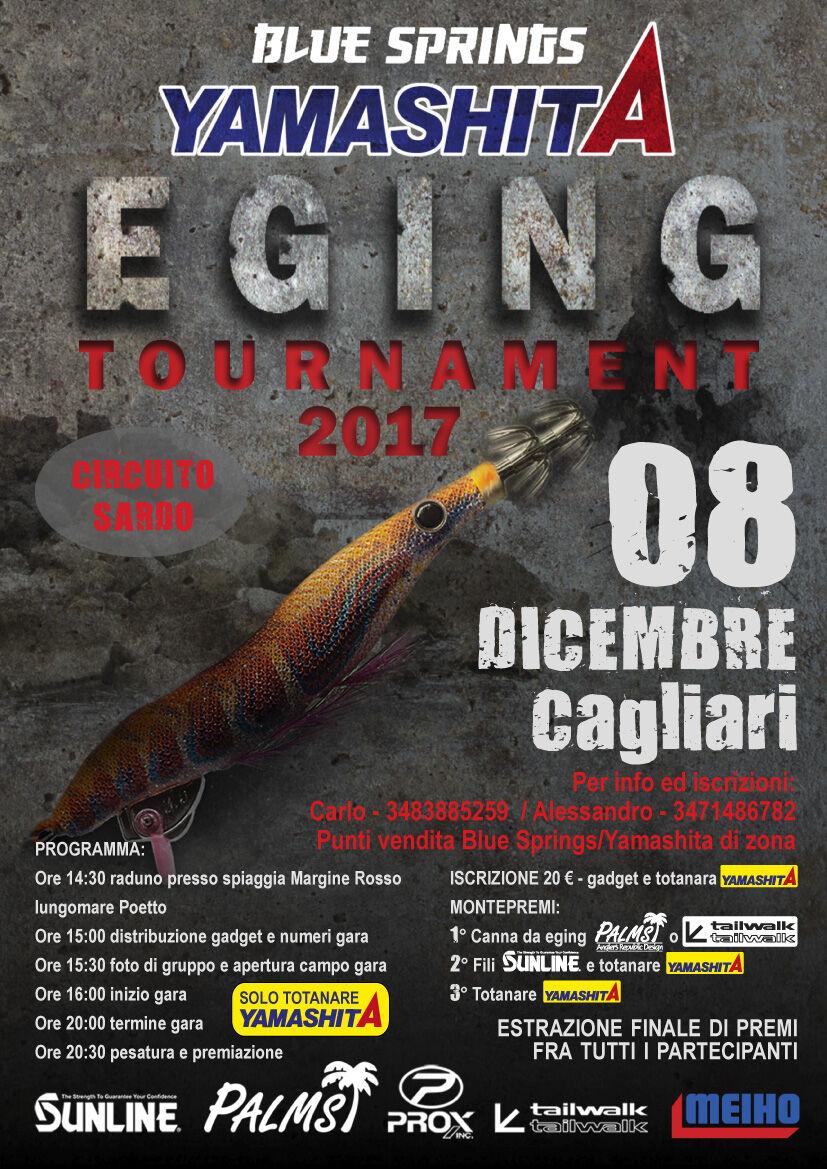 cagliari eging tournament