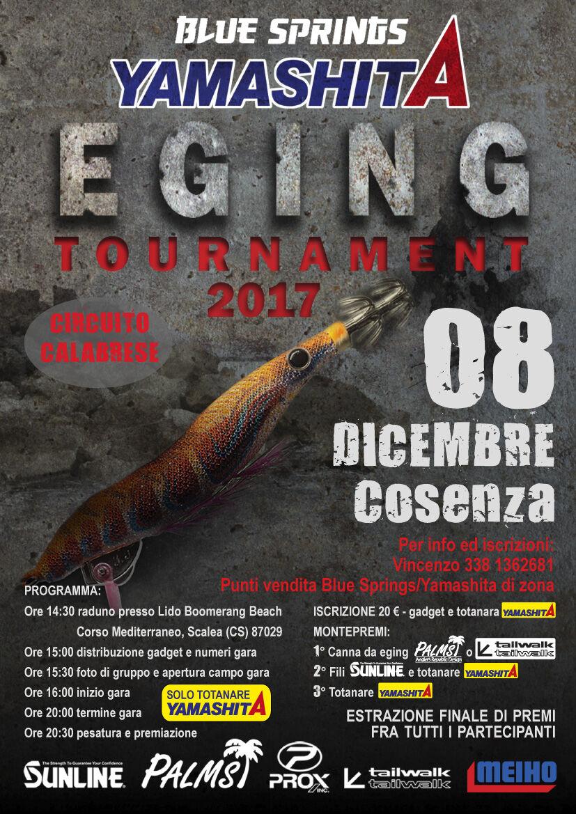 cosenza eging tournament