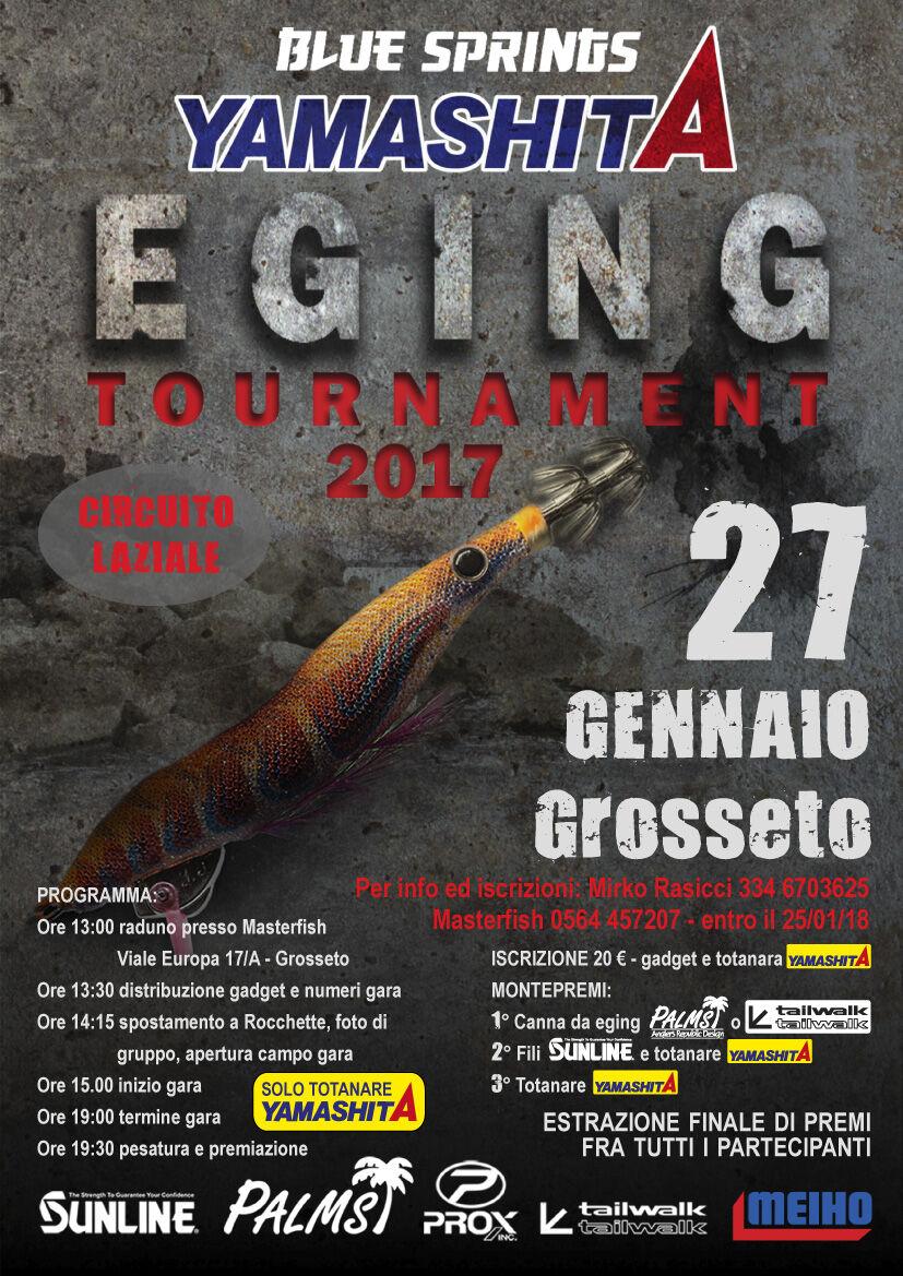 grosseto eging tournament