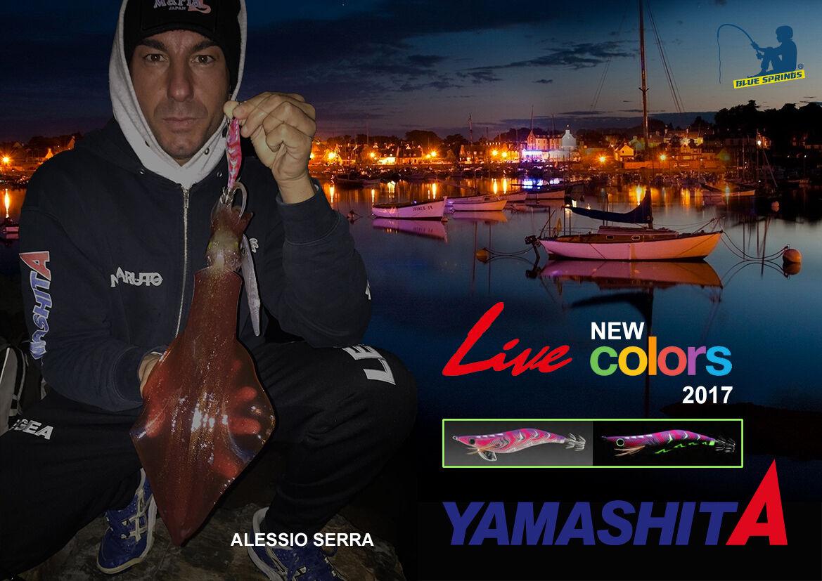 yamashita live new color