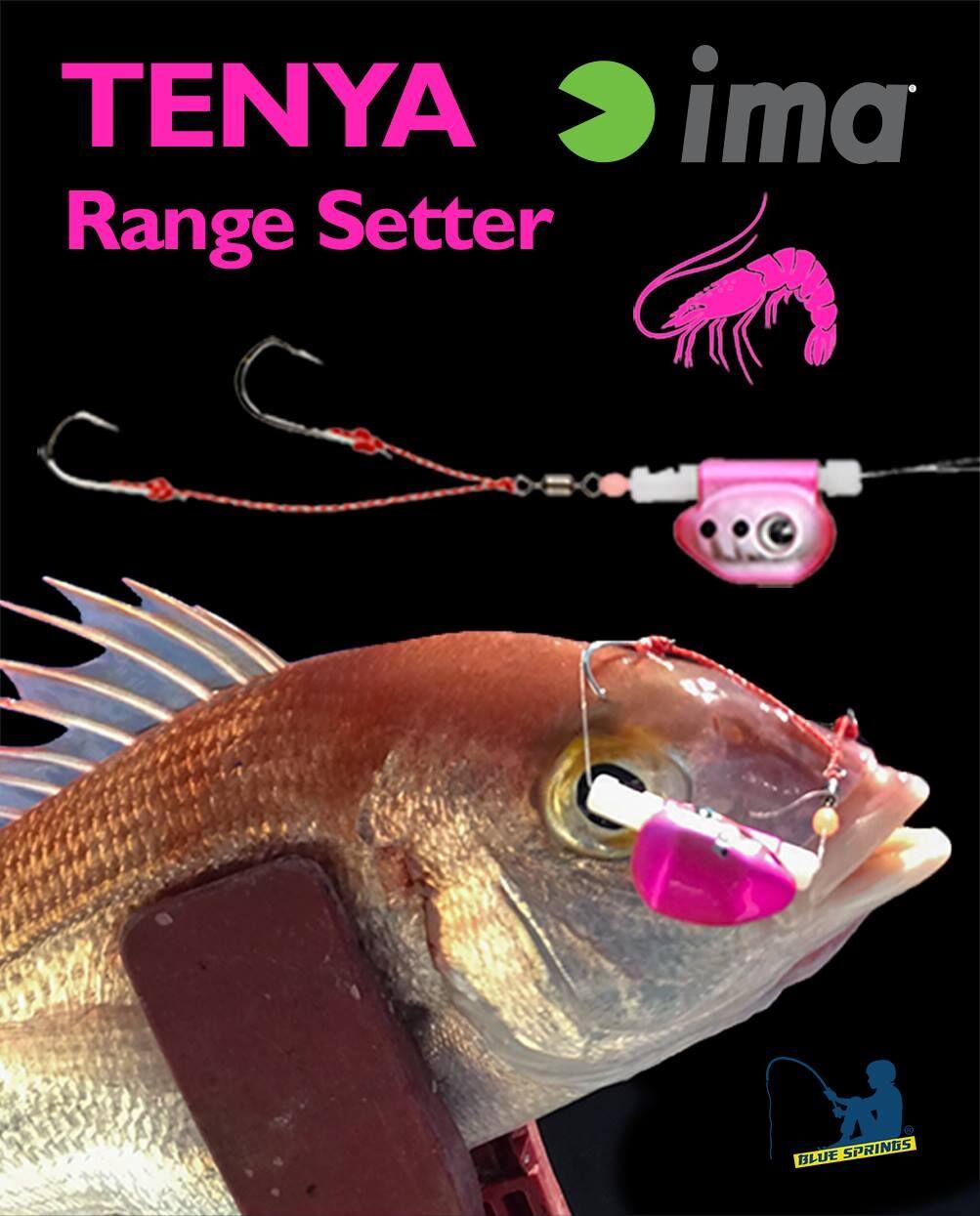 Ima Tenya Range Setter