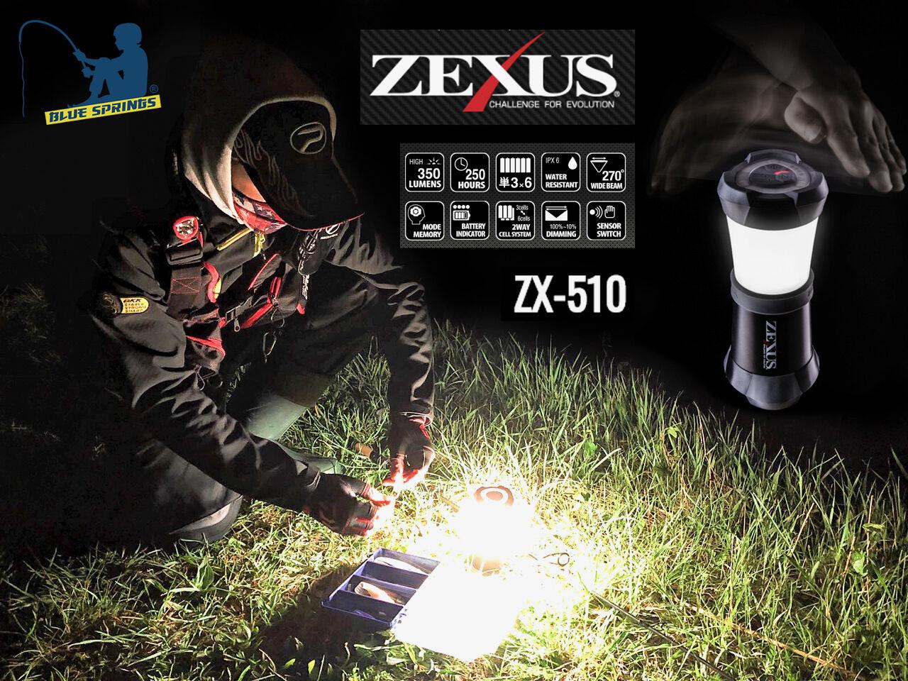 Zexus ZX-510