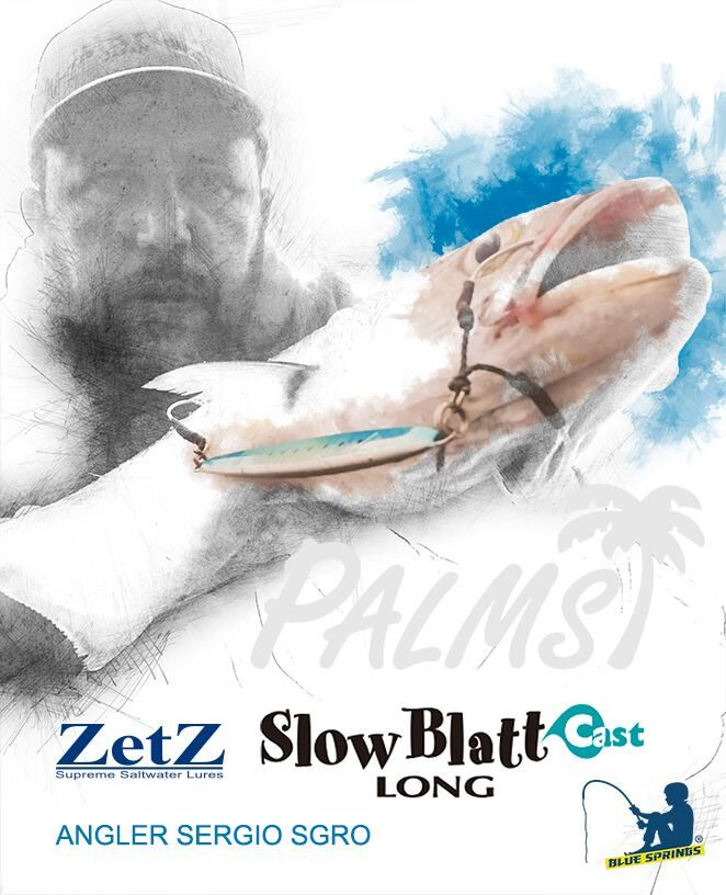 Slow Blatt Cast Long