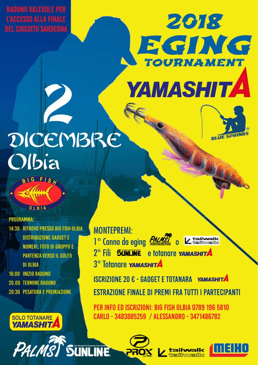olbia eging tournament