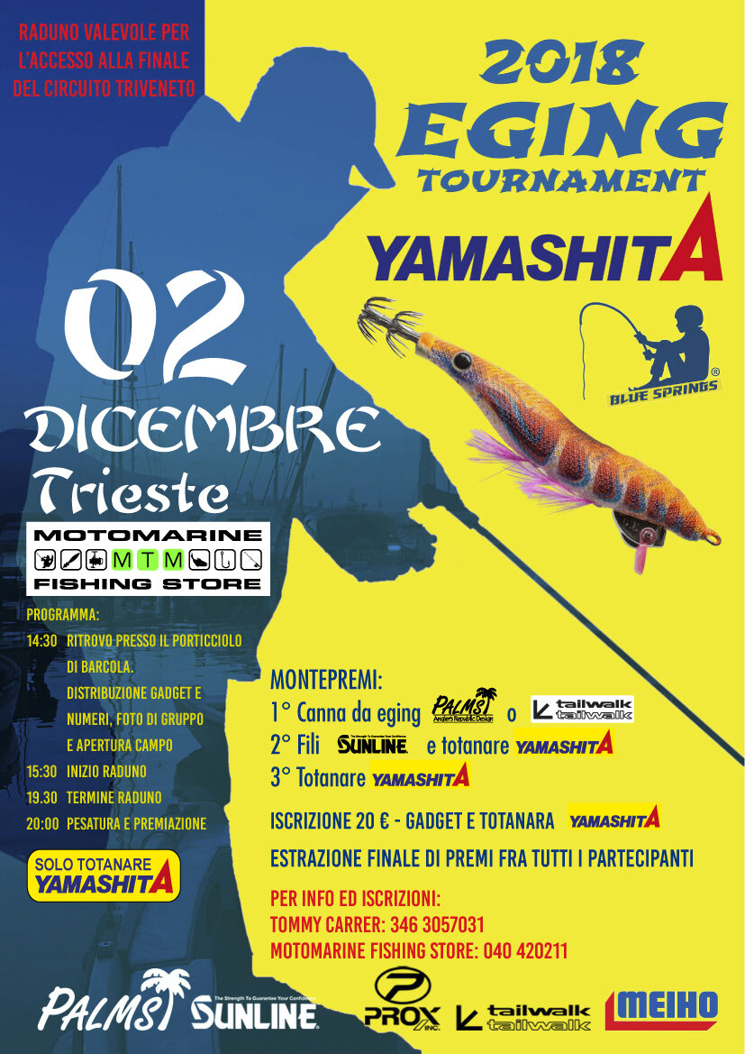 trieste eging tournament