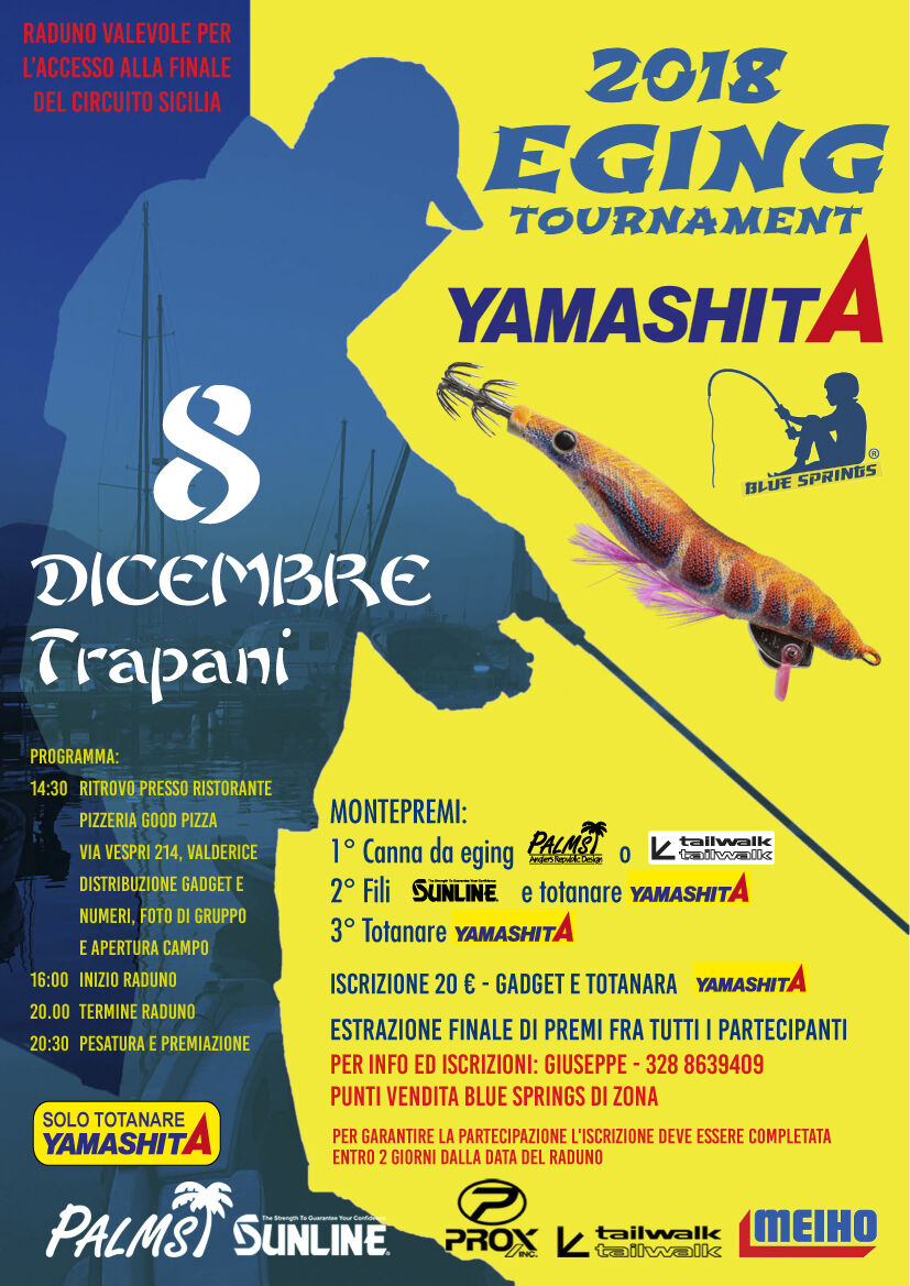 trapani eging tournament