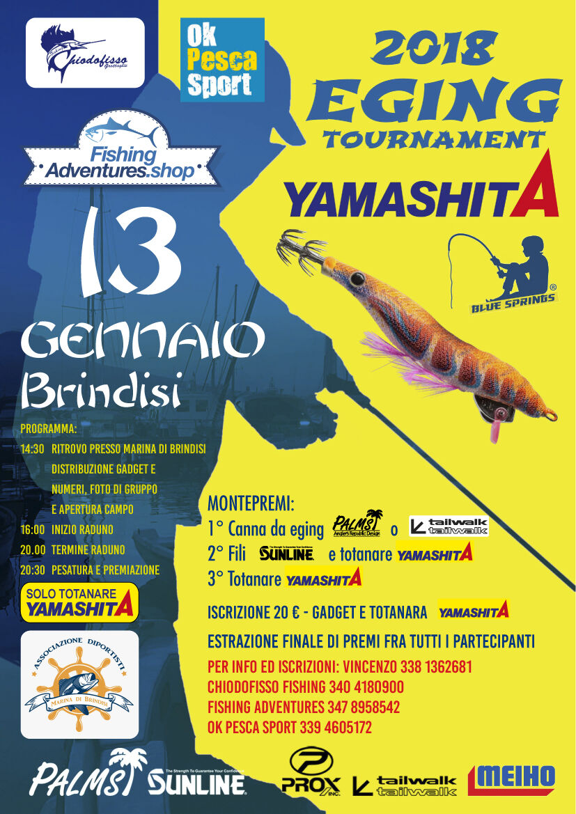 brindisi eging tournament
